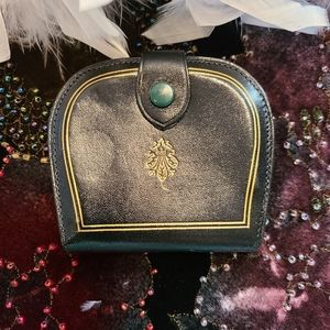 Vintage coin pouch